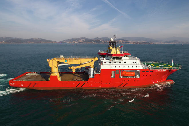 GC Rieber Shipping: Shearwater GeoServices awarded ONGC survey