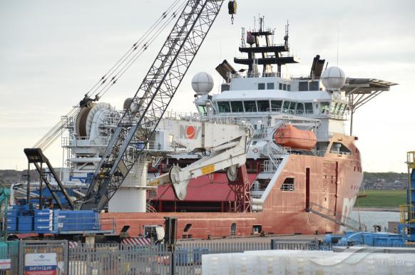 DOF Subsea announces contract award for Skandi Skansen