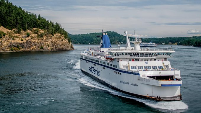 BC Ferries Reports Back On Engagement For New Major Vessels