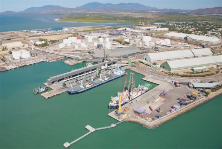 Port of Townsville releases half yearly trade figures