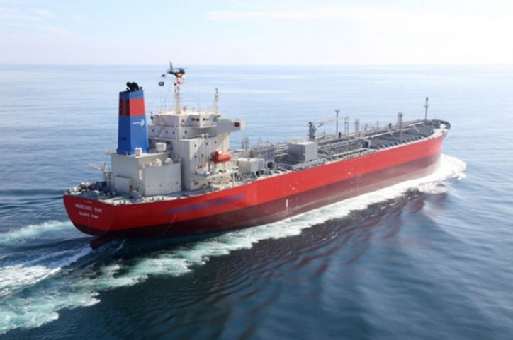 Three MOL-owned Methanol Carriers Earn 'Technology Special Prize' in Ship of the Year 2016 Awards