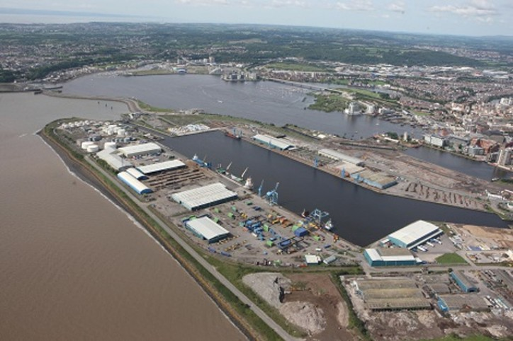 Port of Cardiff invests over £4 million to support steel sector