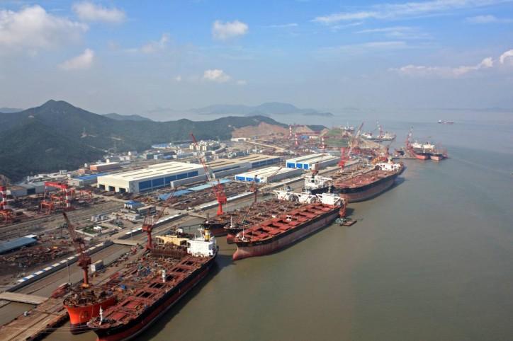 Cosco (Zhoushan) Shipyard