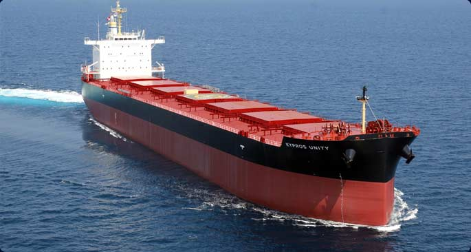 Safe Bulkers, Inc. Agrees with Erma First to Install Ballast Water Treatment System