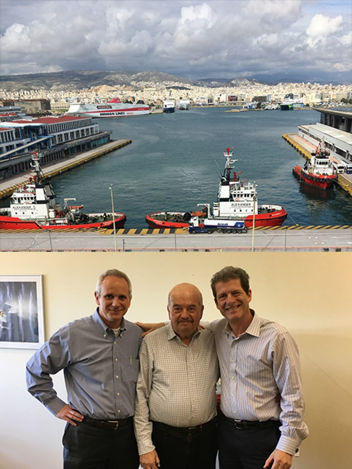 ARDENT, Vernicos and EPE combine forces to provide emergency response services in the Eastern Mediterranean