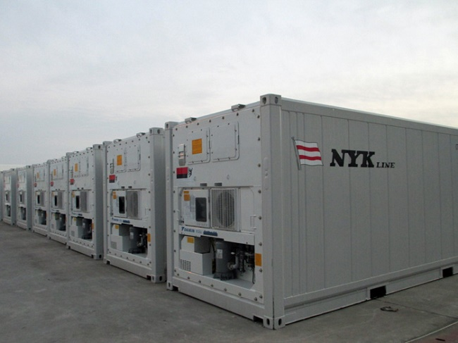 NYK Orders 5,500 Advanced Reefer Containers