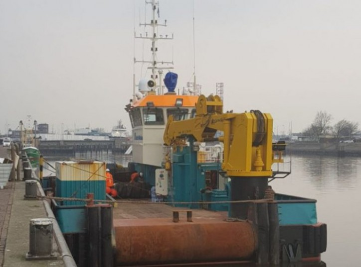 Acta Marine's DP Multicats on the move again in Egypt