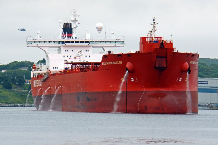 Canada to Ban Oil Tankers on Northern BC Coast