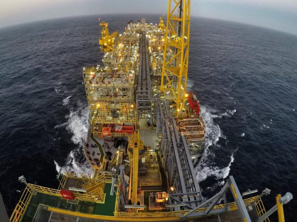 Pioneiro de Libra FPSO begins operation in Libra block, Brazil