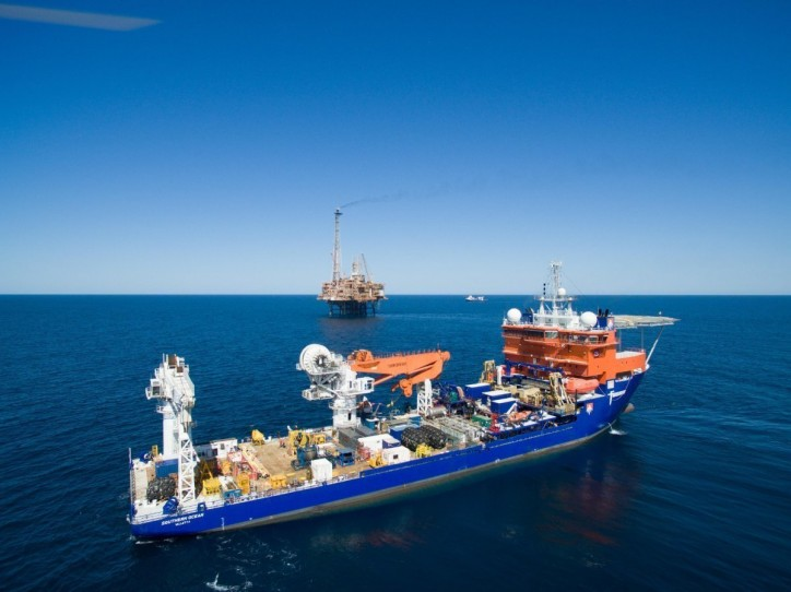 CSV Southern Ocean secures new charter contract and returns to Australia