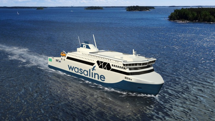 New Ferry Design Contract For Deltamarin