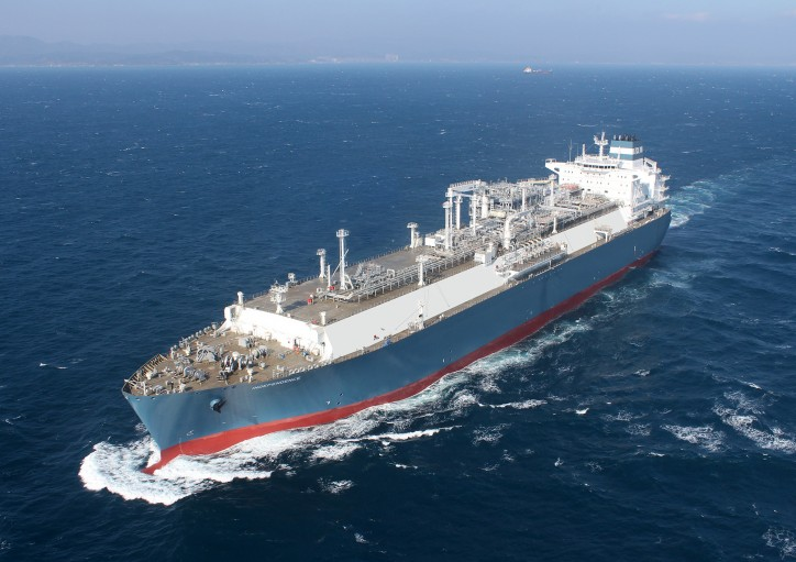 Hyundai Heavy Industries Installs Regasification System Using Glycol at Newbuilding LNG FSRU
