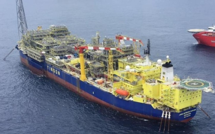 K-Line: Basic Equity Participation Agreement Made on FPSO Owning and Chartering Business for O&G Field, offshore Ghana