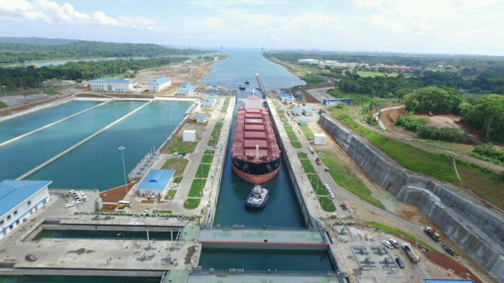 Panama Canal Does Some Good While Upending Historic Trade Routes