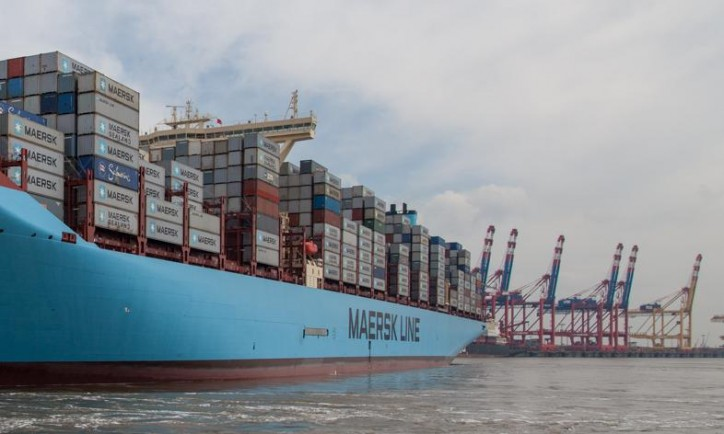 A.P. Moller-Maersk Records 30% Profit Increase On Shares Sale
