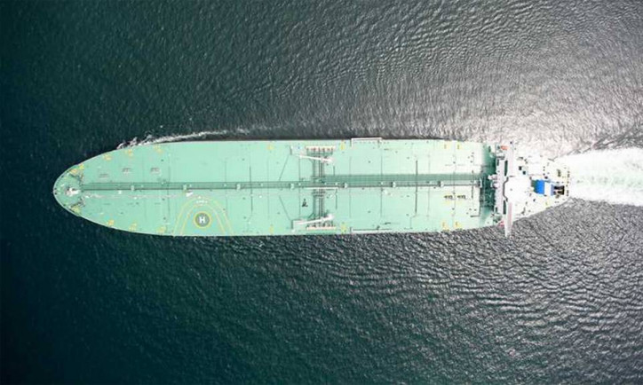 Hunter Tankers AS takes delivery of VLCC Hunter Alta