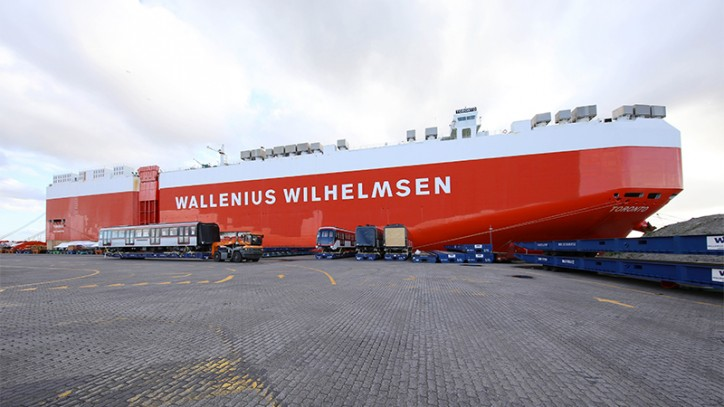 Wallenius Wilhelmsen announces improvements to South America service
