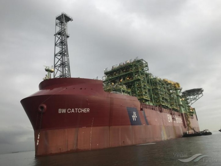 BW Offshore: Investment by ICBCL in BW Catcher FPSO