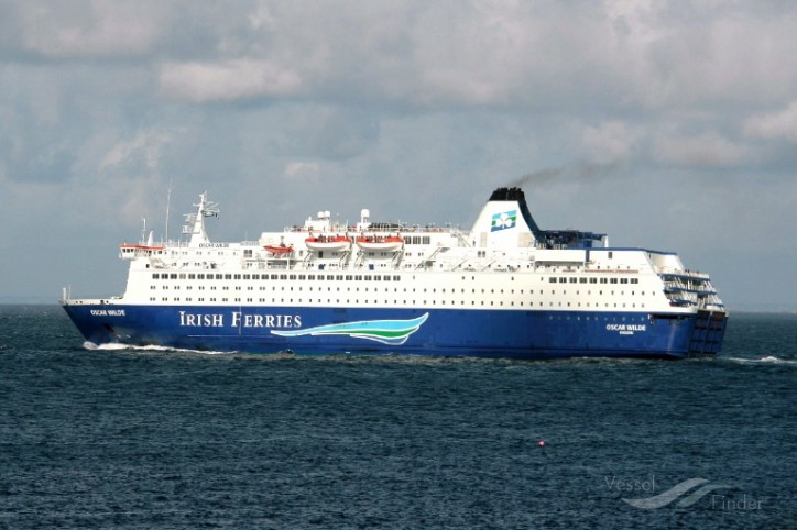 Ferry To Ireland From Holyhead >> Irish Ferries Increases Capacity for Christmas - VesselFinder