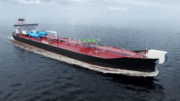 Exciting new shuttle tanker concept with Wärtsilä solutions creates optimal economic and environmental performance