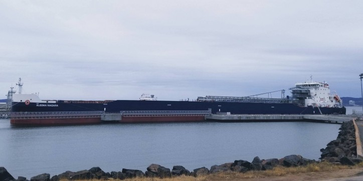 Algoma Central Corporation Announces the Arrival of the Algoma Niagara