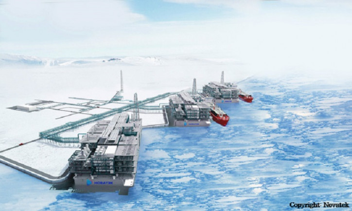 TechnipFMC Awarded a Major Contract for the Arctic LNG 2 Project in West Siberia