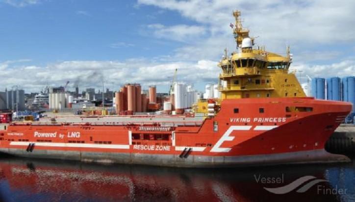 Eidesvik wins North Sea extension with Chevron