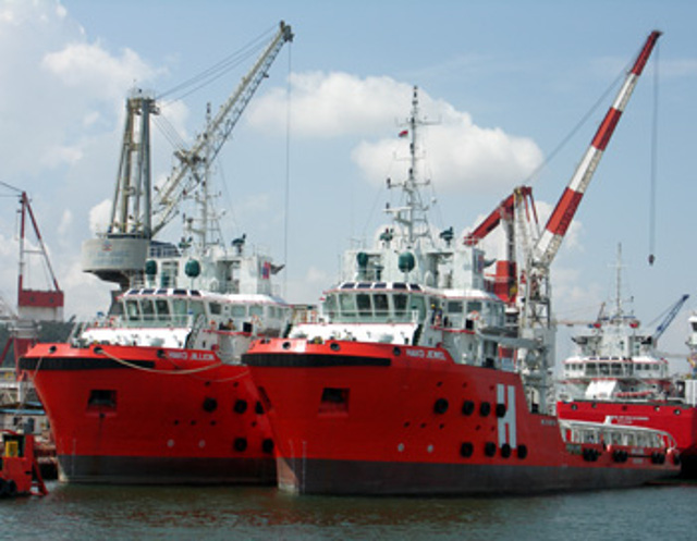Otto Marine revenue down 1.3% to US$282.2 million in Q3 of 2015