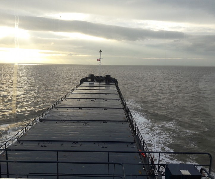Record-breaking year for cargo handling at Port of Silloth