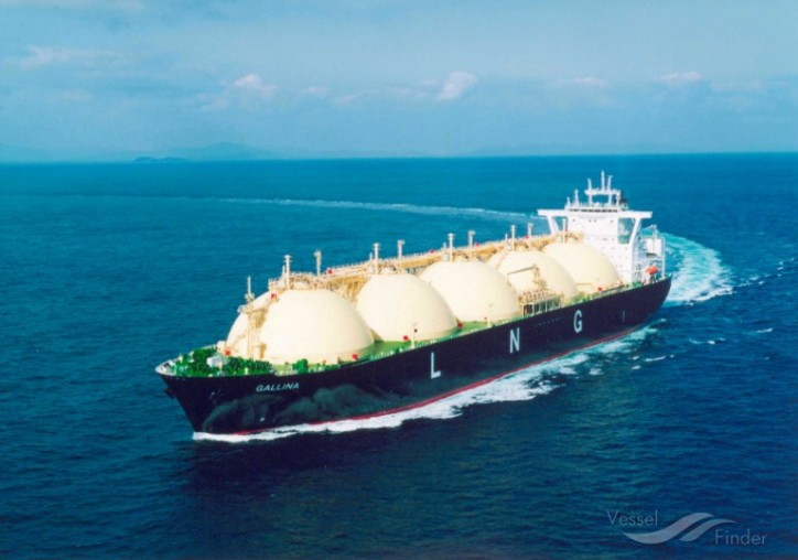 Peru's LNG export facility Pampa Melchorita ships another cargo to Spain