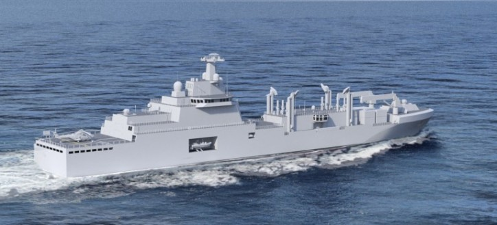 Chantiers De L'Atlantique and Naval Group to build four naval replenishment tankers for the French Navy
