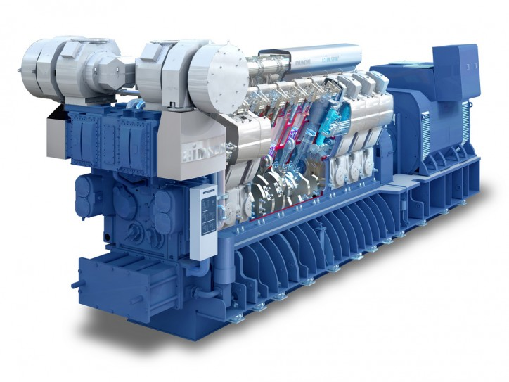 World's Most Powerful And Efficient CLEAN HiMSEN Engine by Hyundai Heavy Industries