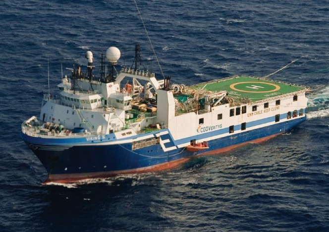 Norway's Eidesvik sells seismic survey vessel