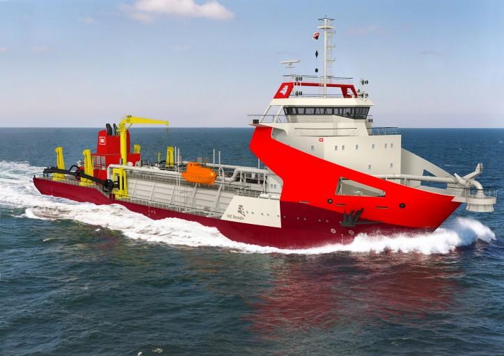 Wärtsilä to power two new Indian dredgers