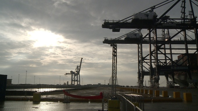 Significant new mega-ship facility opens at Port of Felixstowe