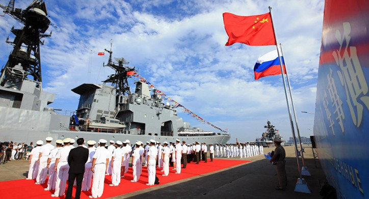 Commander-in-Chief of the Russian Navy Starts Official Visit to China