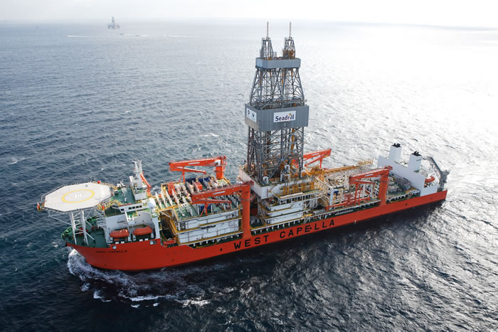 SDLP - Seadrill Partners Announces Contract Award for the West Capella