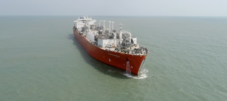 Excelerate Energy Commissions Bangladesh's First LNG Import Terminal
