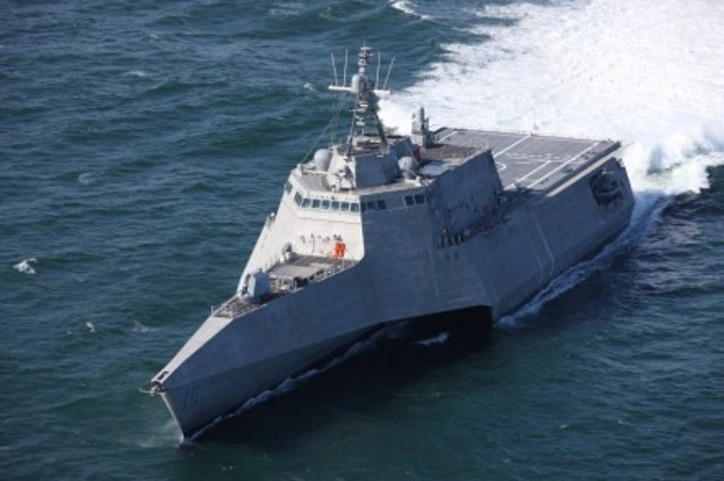 Austal's eight littoral combat ship completes acceptance trials for US Navy