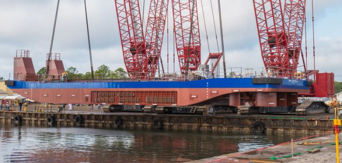 Eastern Shipbuilding Group Launches the IMPALA CANTAGALLO for IWL River, Inc.