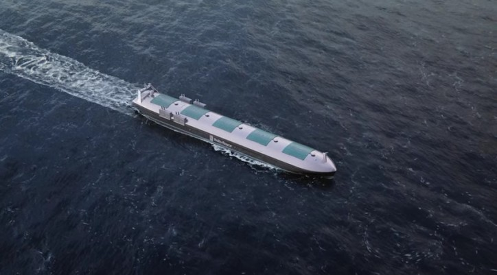 Curious to Know and See: The Future of Unmanned Ships (Video)