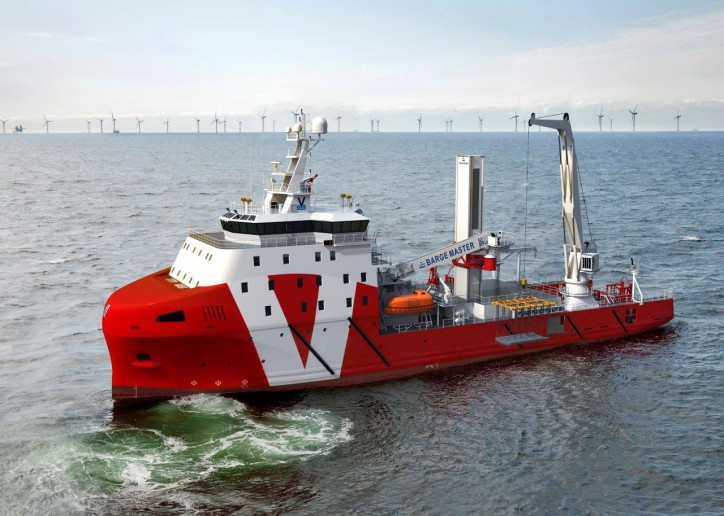 VOS Start contracted to MHI Vestas (Video)
