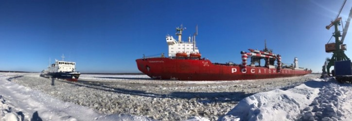 Nuclear-powered container carrier Sevmorput will deliver cargo for Arctic LNG 2