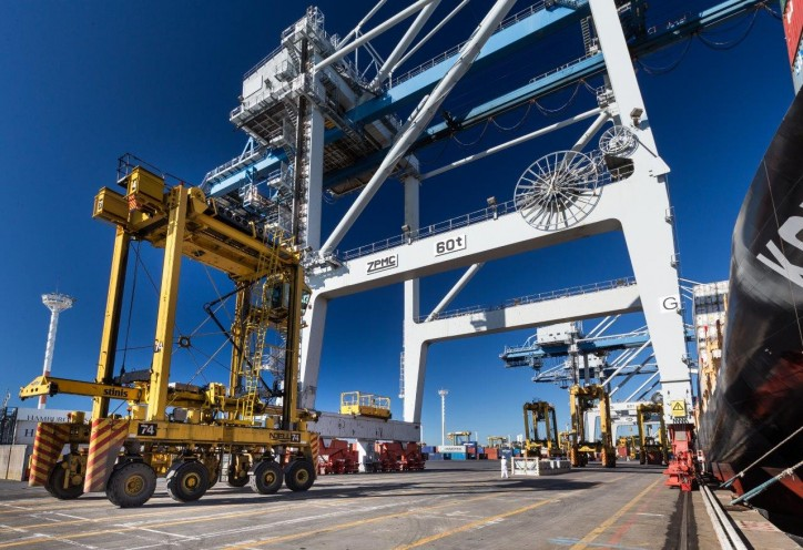Ports of Auckland to automate container terminal
