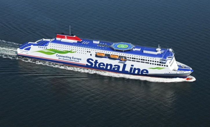 Stena signs order for two additional E-Flexer ships