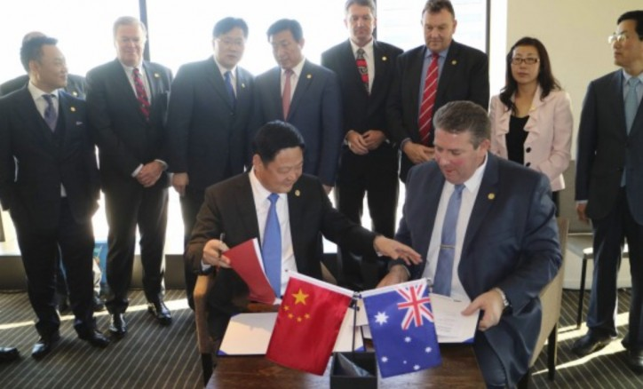 China and Australia Launch New Container Shipping Line