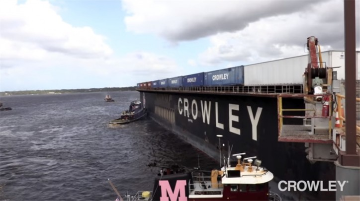 VIDEO: Crowley Delivers Around-the-Clock Response to Hurricane Maria in Puerto Rico