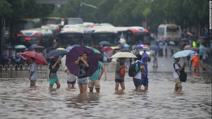 China braces for even worse flooding