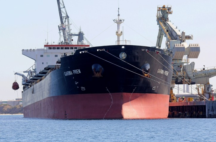Singapore's Mercator Lines Sells 5 Bulkers