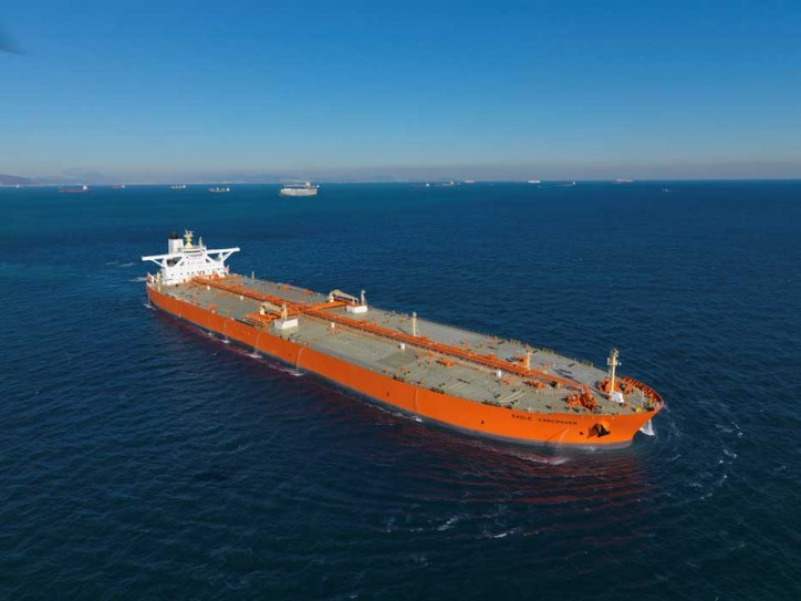 Second North Sea-Asia VLCC booked for July